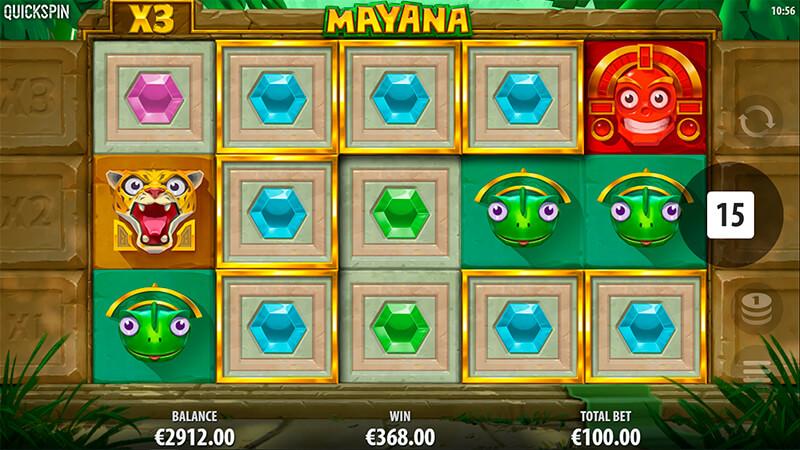 Изображение игрового автомата Mayana 1