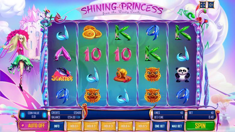Изображение игрового автомата Shining Princess 2
